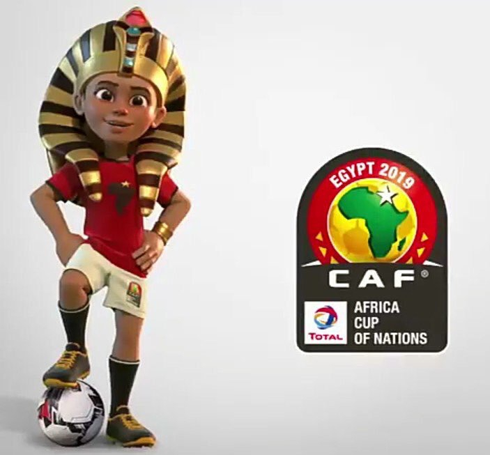 AFCON 2019 Official Mascot 'Tutankhamun' Unveiled