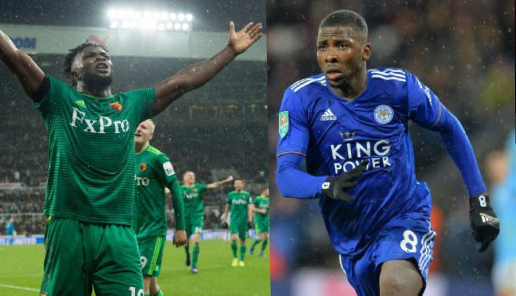 REVEALED: Success, Iheanacho, Rashford Listed Among Most Wasteful EPL Forwards