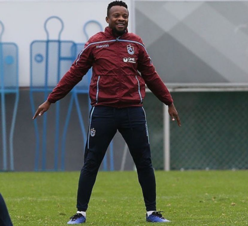 Onazi Hopeful To Comeback Stronger For Trabzonspor Next Season