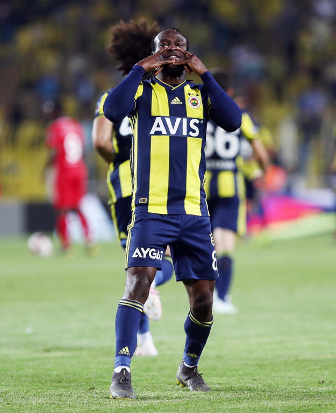 Moses May Return to Chelsea in January As Fenerbahce Plot Contract Termination