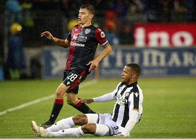 Troost-Ekong Positive On Udinese Future After Escaping Relegation