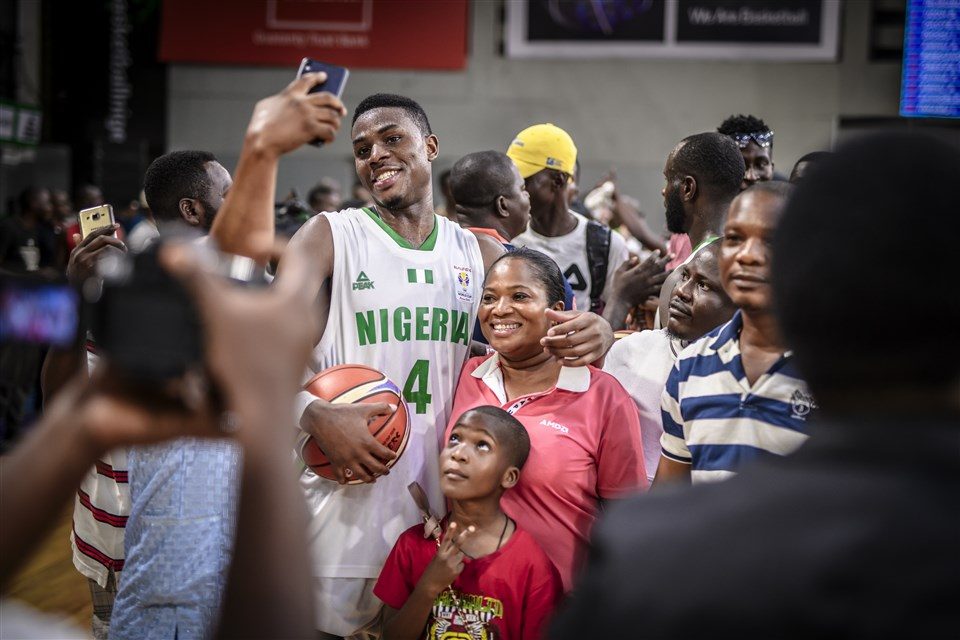 Uzoh Confident D'Tigers Will Achieve Greatness At FIBA World Cup