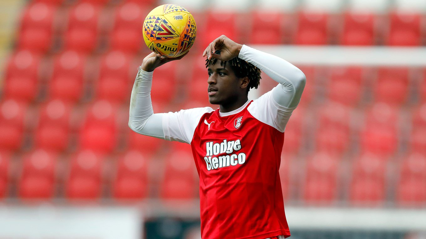 Nigerian Defender Akeem  Signs New One Year Deal With Rotherham United
