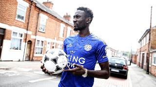 Ndidi Focuses On AFCON 2019 After EPL 9th Place Feat With Leicester