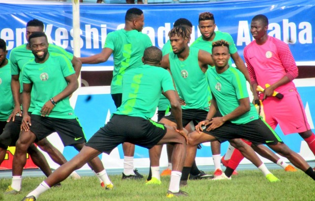 U-23 Eagles Still Owed Winning Bonus Against Libya