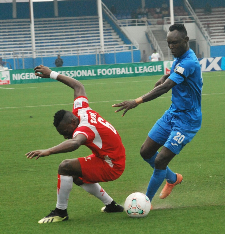 Abd'Allah Hails Enyimba After Tough Home Win Over Tornadoes