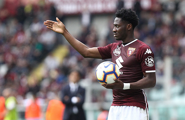 Aina's Torino Get Europa League Qualifying Spot After AC Millan Ban