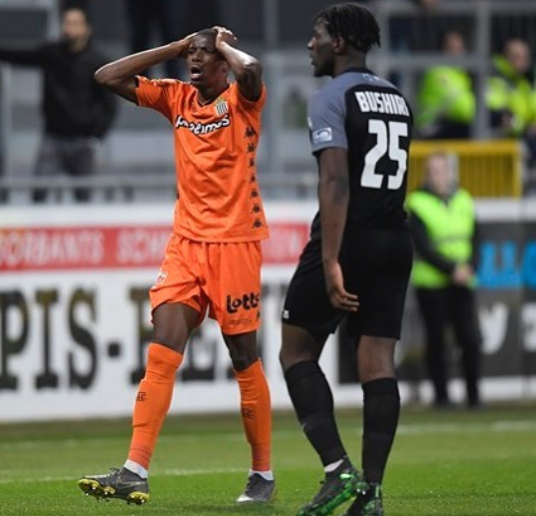 Osimhen Allays Injury Fears Ahead AFCON 2019, Eyes Europa Spot With Charleroi
