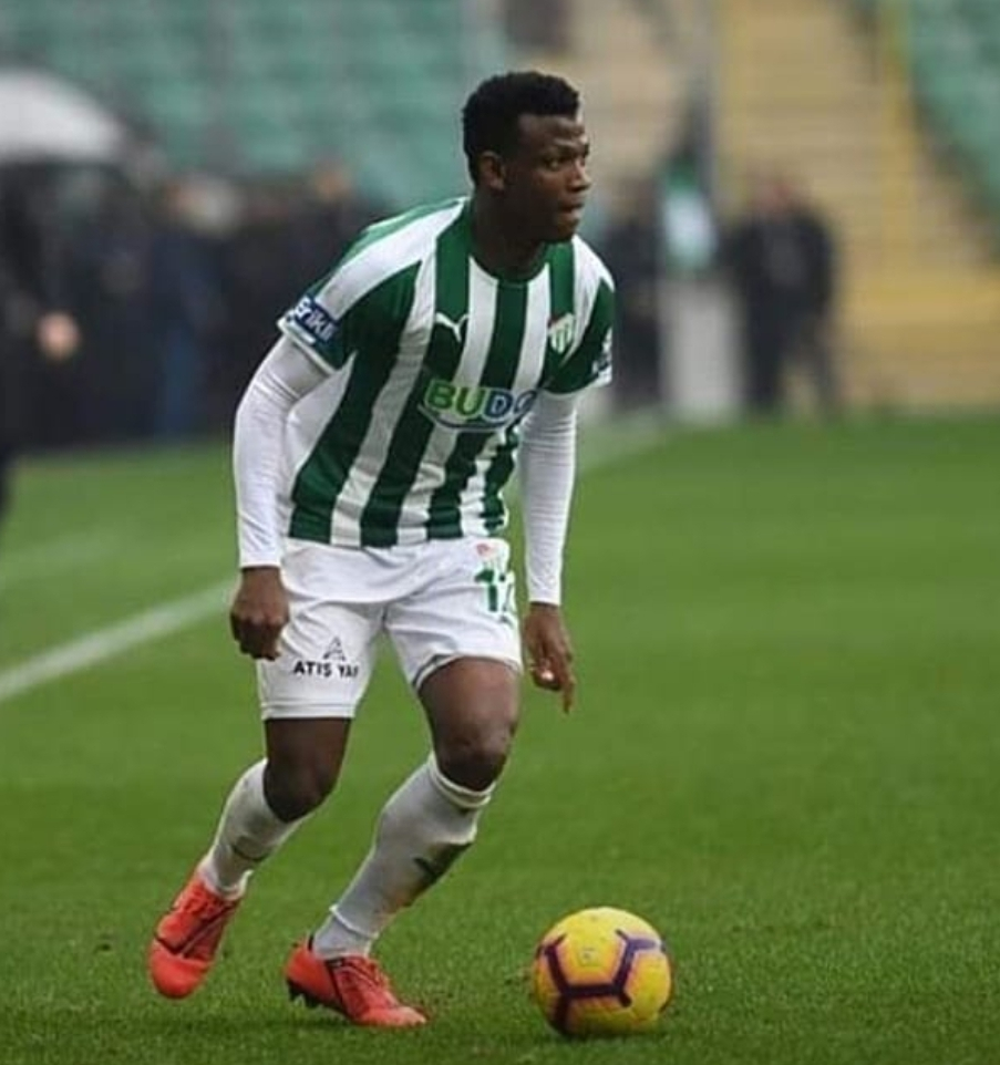 Abdullahi To Leave Relegated Bursaspor For New Club After AFCON 2019