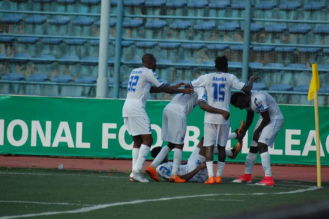Ogunbote Targets Win In Oriental Clash Vs Enyimba