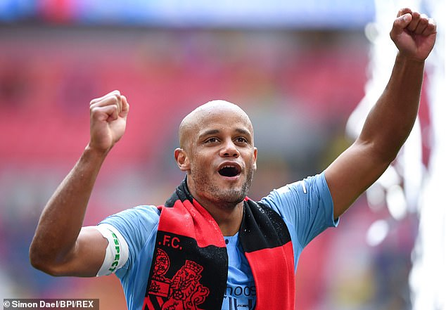 Kompany To Quit Manchester City After 11 Years