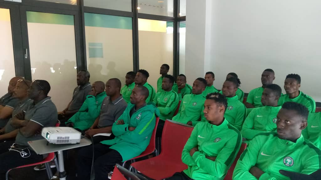 Poland 2019: FIFA Briefs Flying Eagles On New Laws Of The Game
