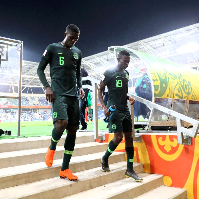Poland 2019: Ozornwafor, Dele-Bashiru Set To Return For Flying Eagles Vs Senegal