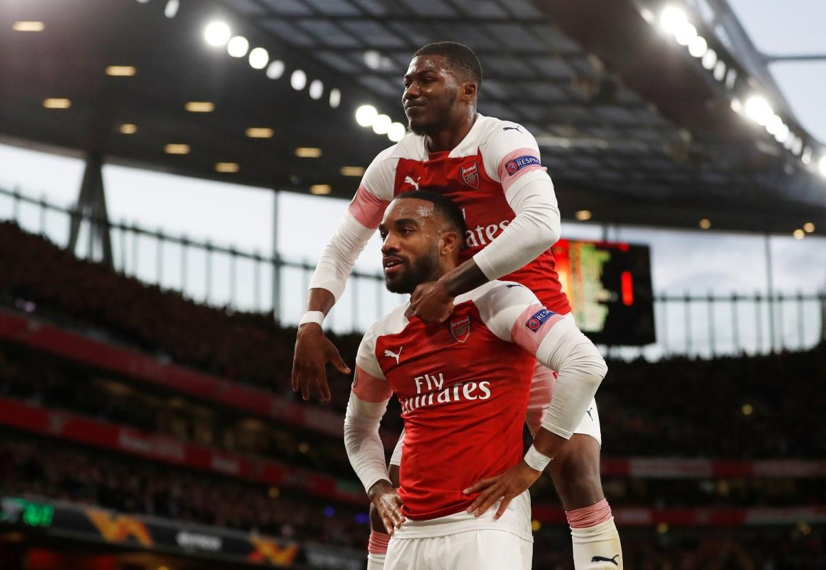 Barca Make Lacazette Their Back-Up Option – Report