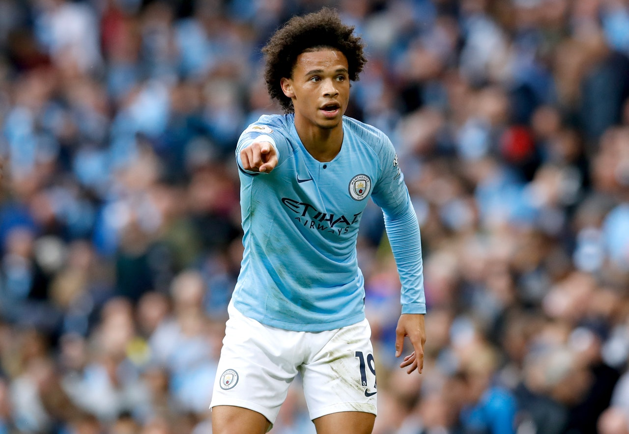 Bayern Linked With Sane Swoop