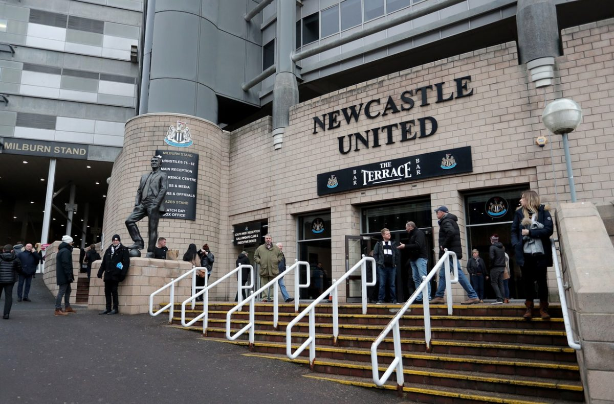 Bin Zayed Group Move To Reassure Newcastle Fans