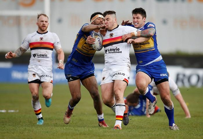 Bulls Heap Misery On Rhinos