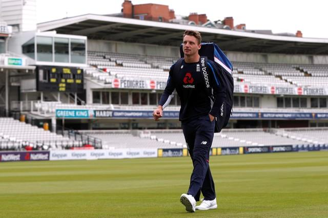 Buttler Issues Pakistan Warning