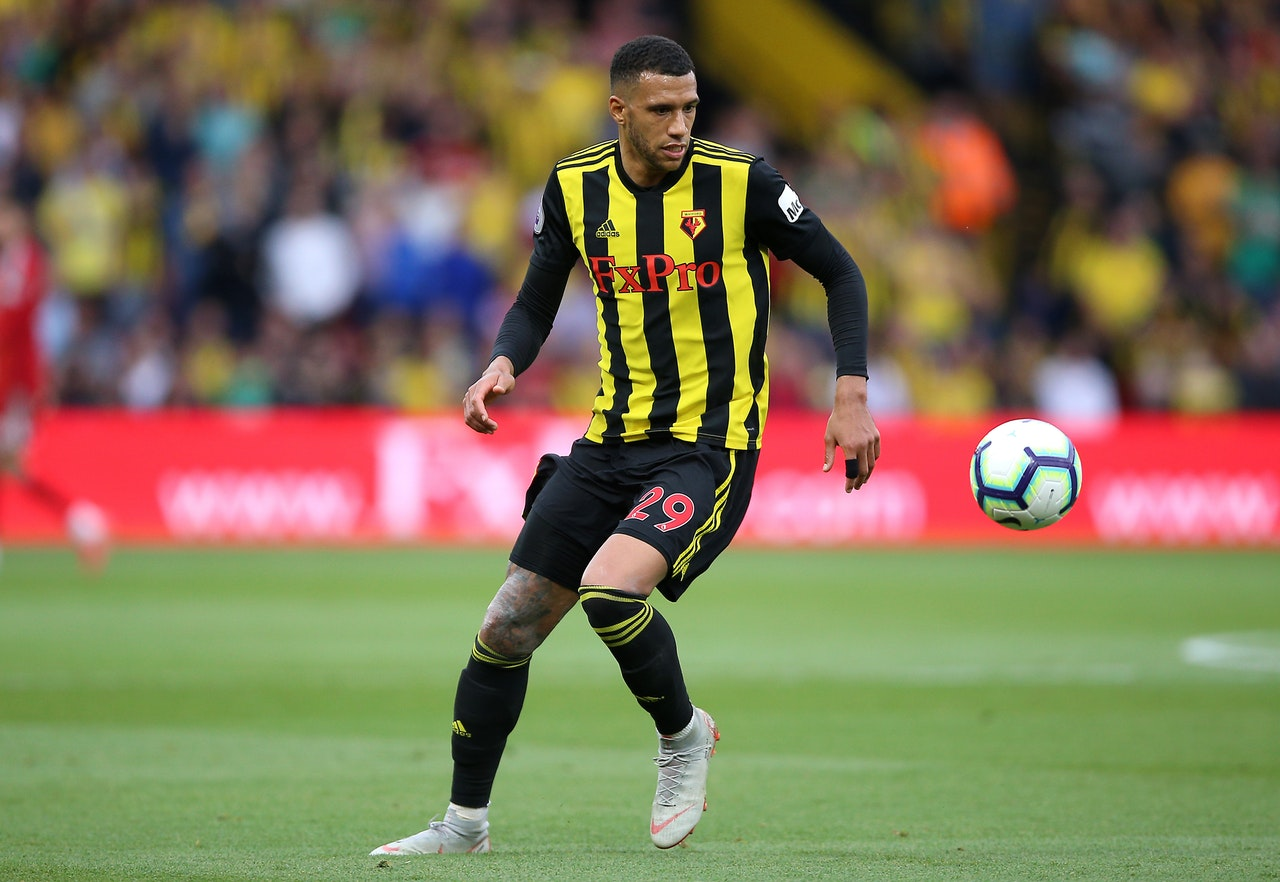 Capoue Happy With Underdog Status