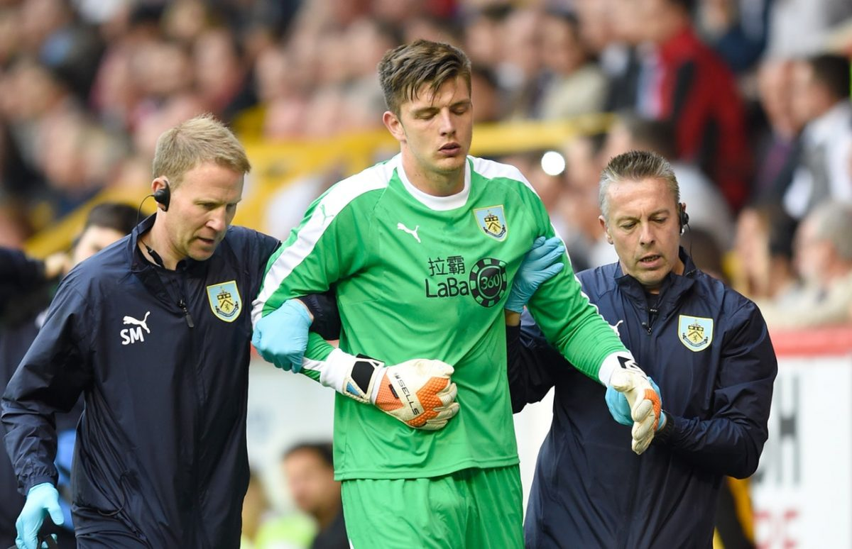 Clarets Keeper Wanted On South Coast