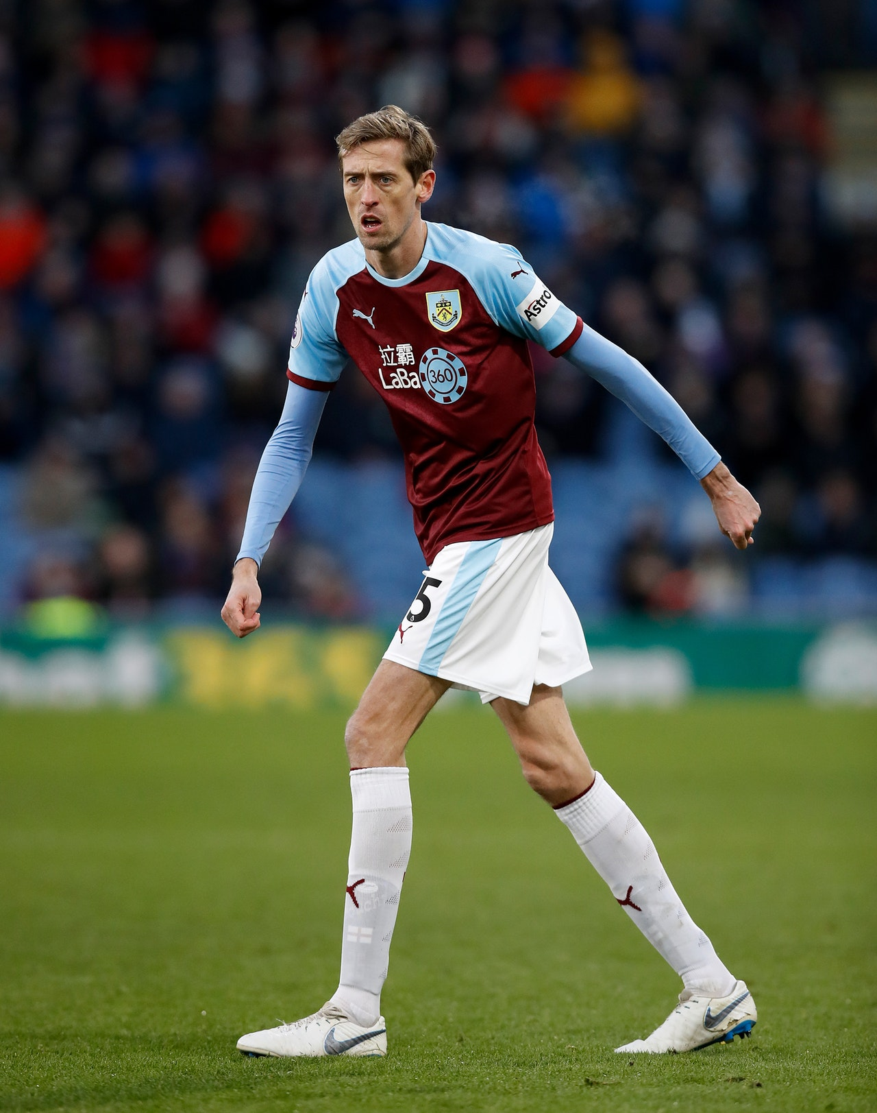 Crouch Expects Burnley To Keep Improving