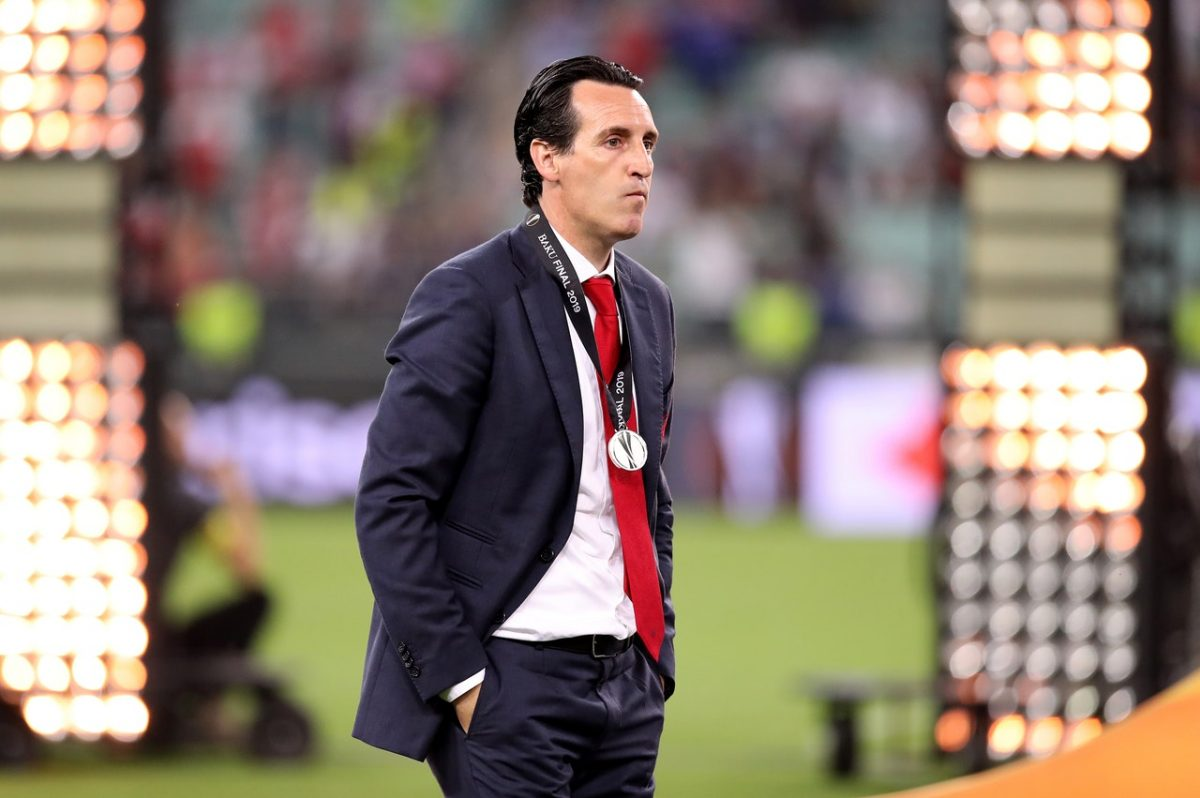 Emery Wants New Faces After Europa Misery
