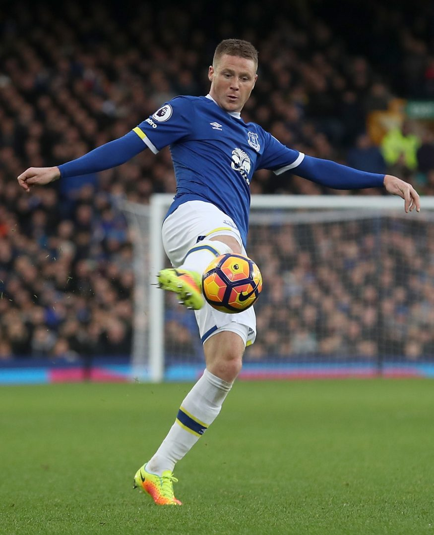 Everton Midfielder Set For Exit