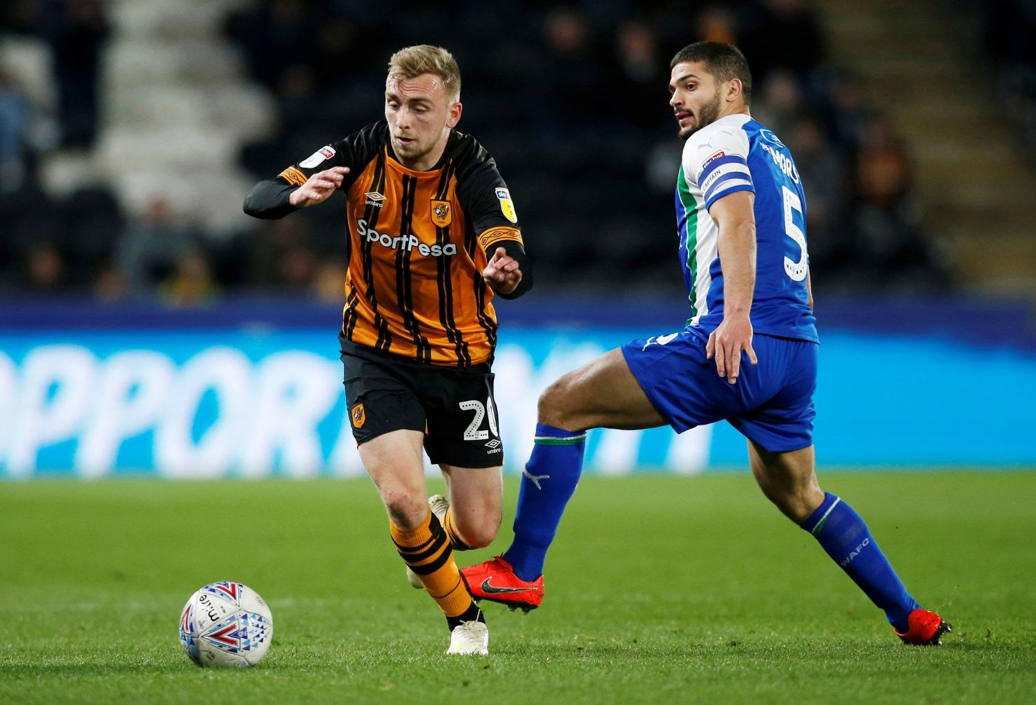 Leicester City Join Winger Race