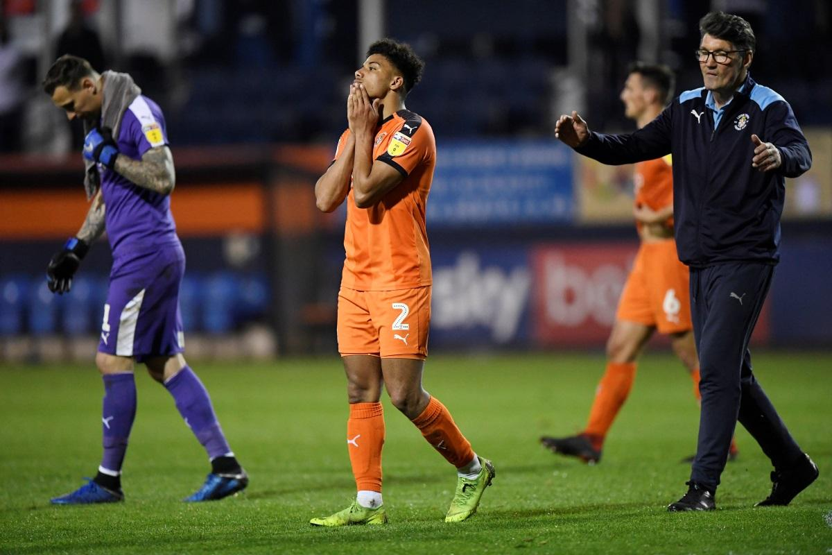 Leicester keen On Hatters Youngster
