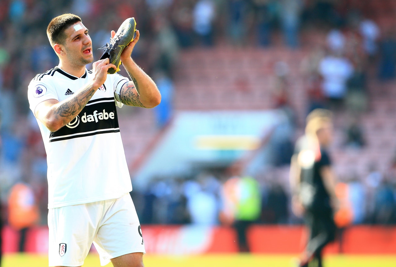 Fulham Face Further Mitrovic Interest