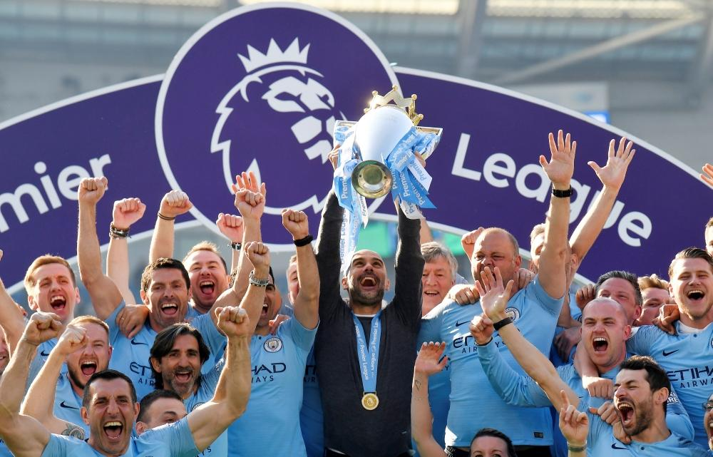 Guardiola Savours Hardest Fought Title