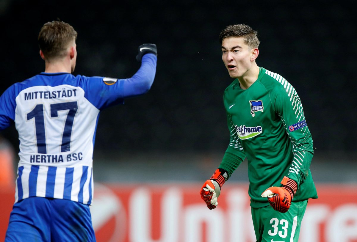 Hertha Keeper Set To Move On