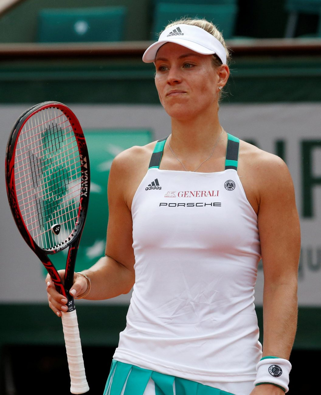 Kerber Calm On Career Slam Hopes