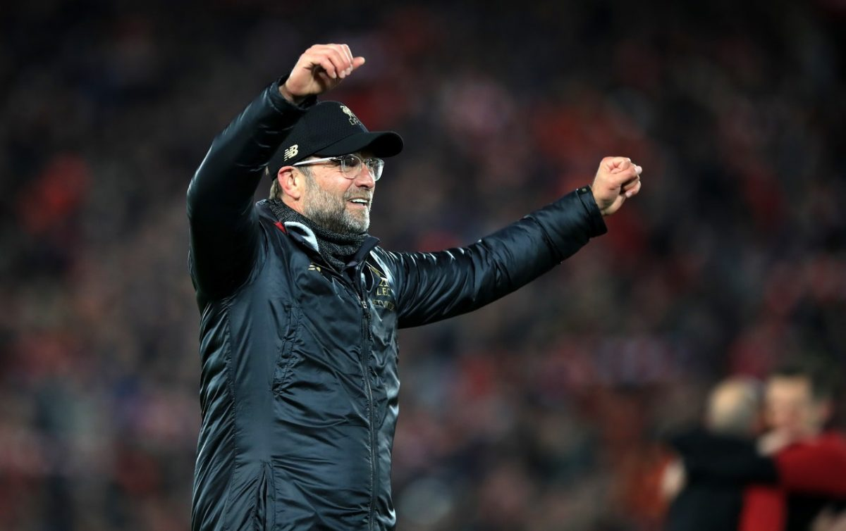 Klopp Looks To Wolves Clash