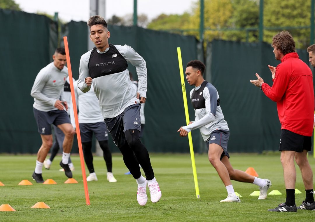 Klopp To Make Late Firmino Call