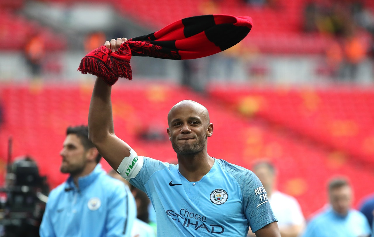 Kompany To Leave Manchester City