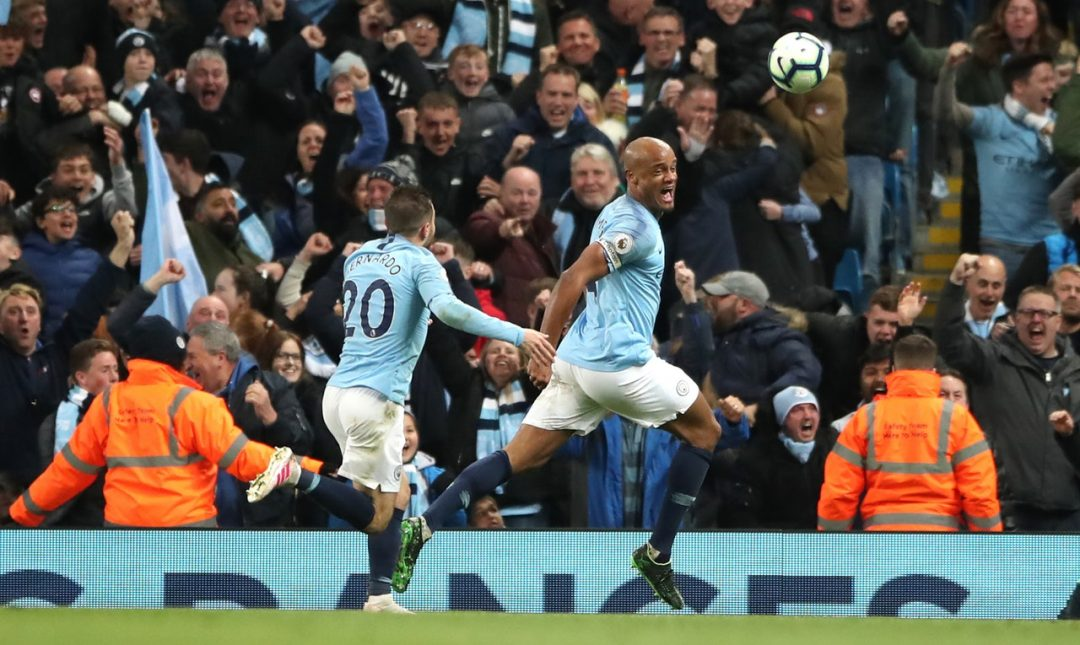 Kompany Vows To Play On