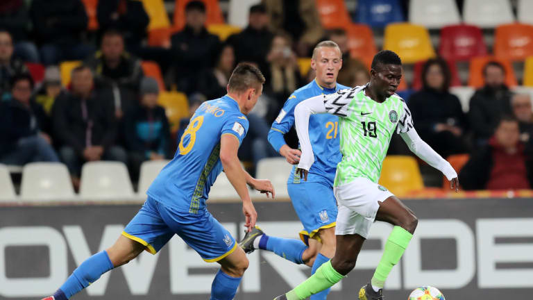 PROMISING: Flying Eagles' Rating In Poland 2019 1-1 Draw Vs Ukraine