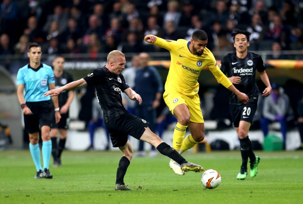 Loftus-Cheek Keen To Overcome Back Injury And Show Best Form