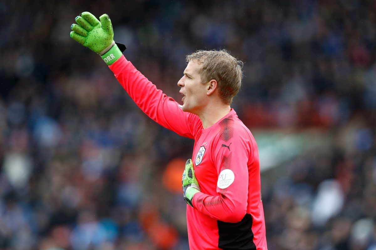 Lossl Leaving Huddersfield With Heavy Heart