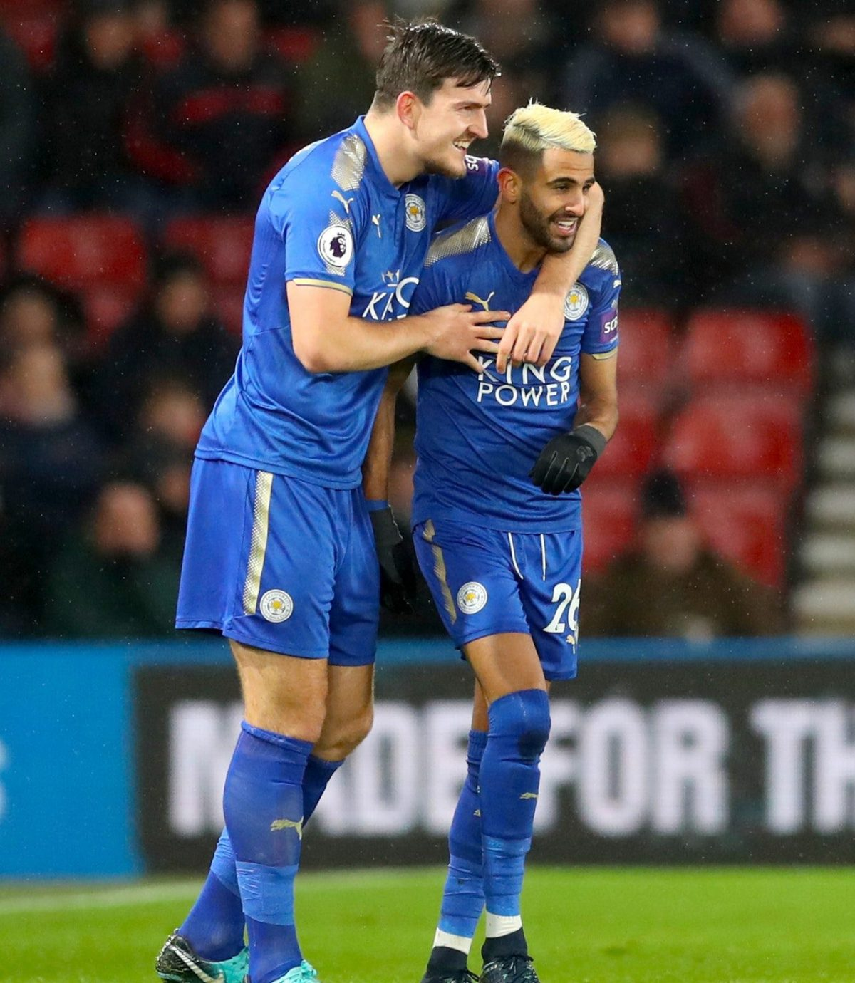 Maguire On City Radar