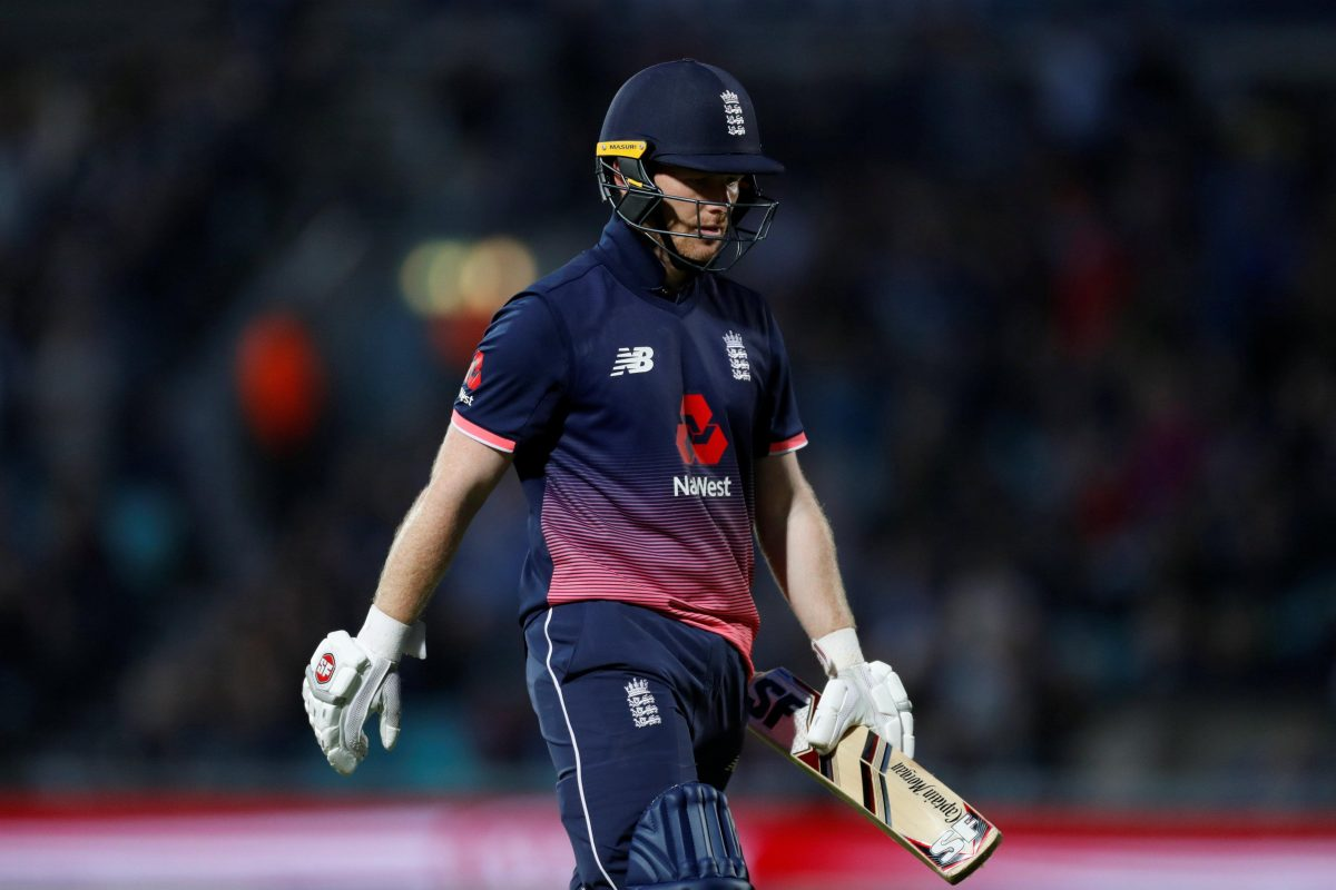 Morgan Fined And Banned By ICC