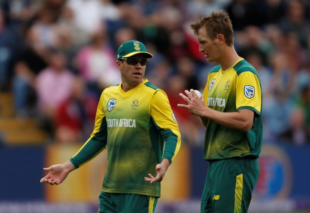 Morris Added To Proteas World Cup Party
