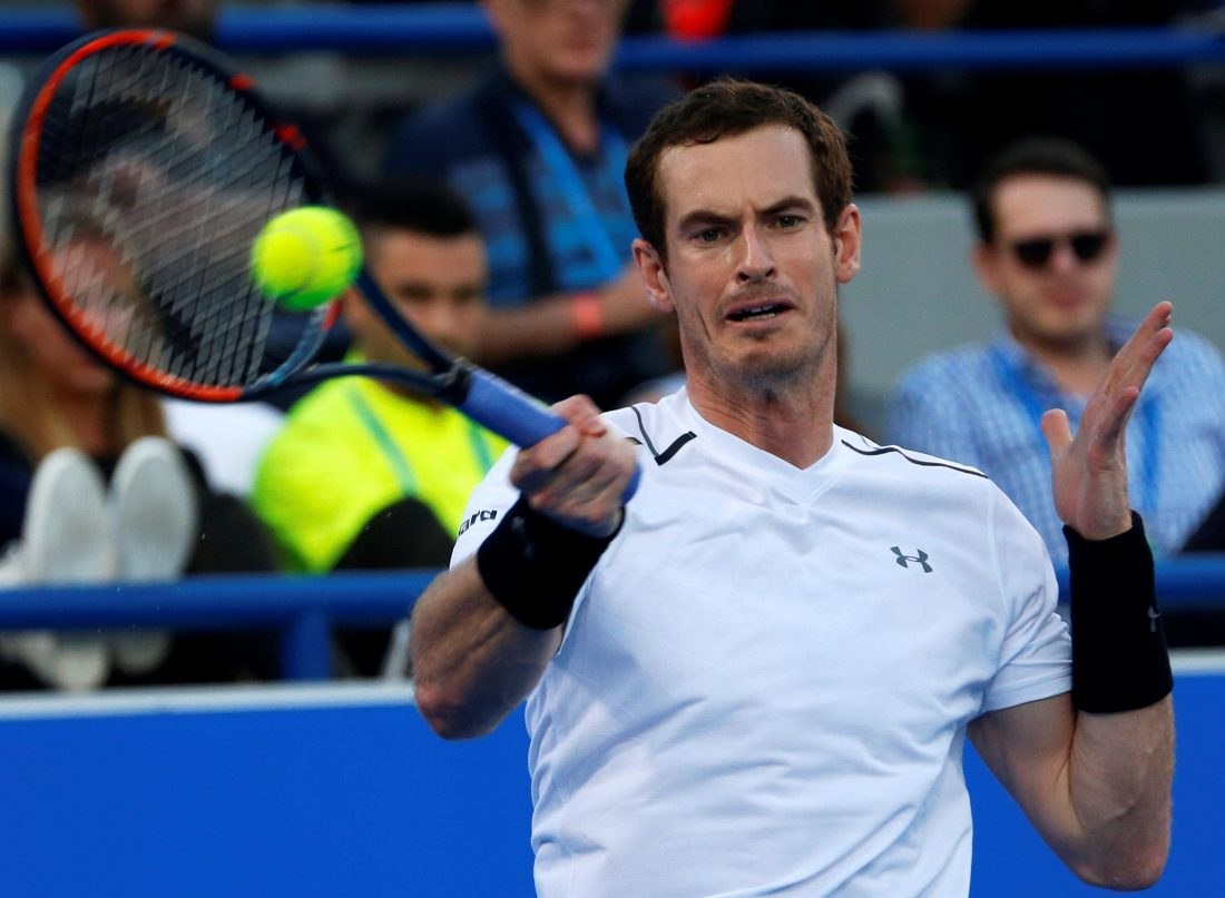 Murray Doubts Wimbledon Chances