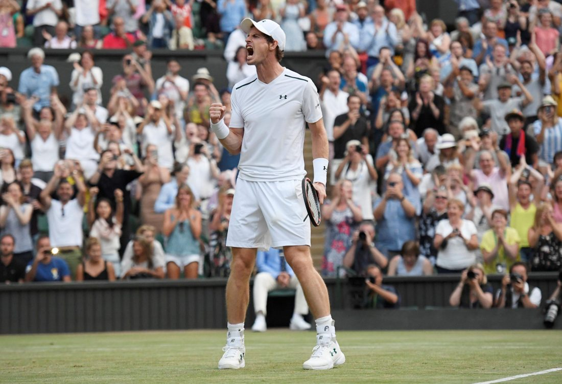 Murray Given Hope Of Wimbledon Return