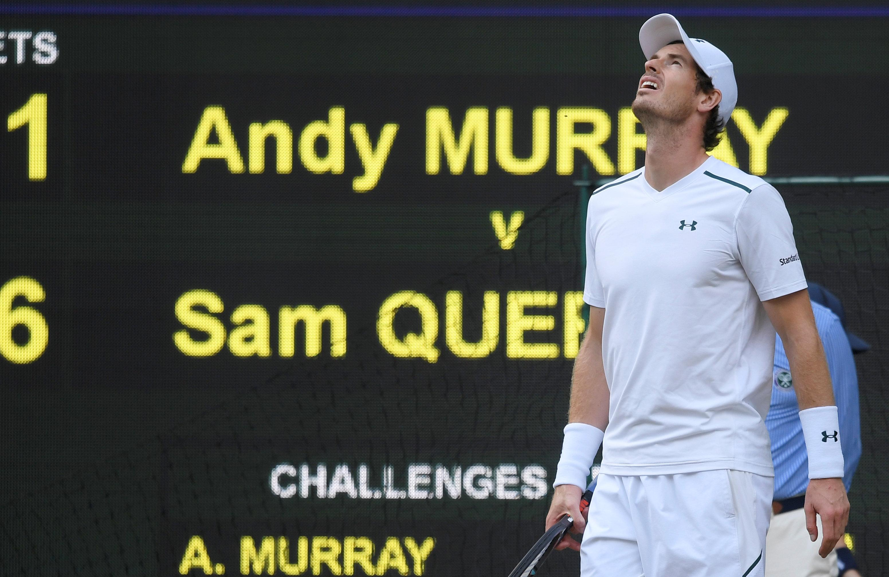 Murray Handed Chance Of Queen's Return