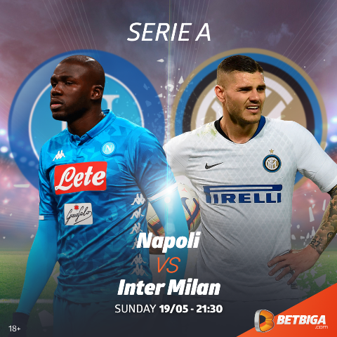 Preview (Serie A): Napoli Vs Inter