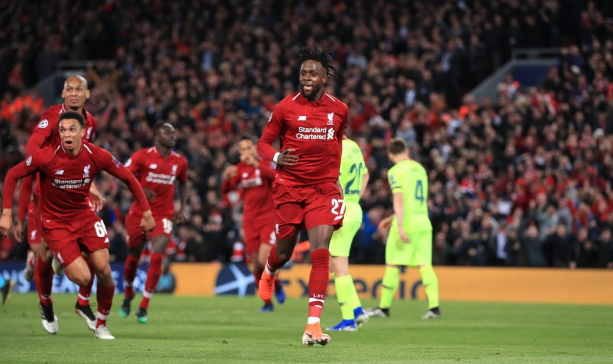 Origi Ready For Final Role