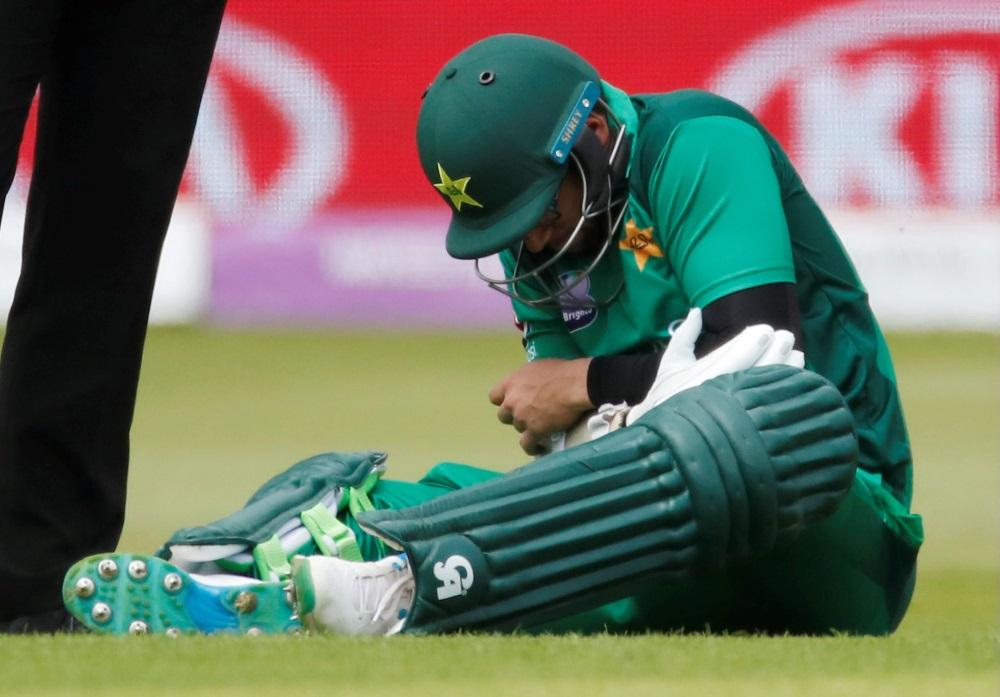 Pakistan Star A World Cup Doubt After Blow
