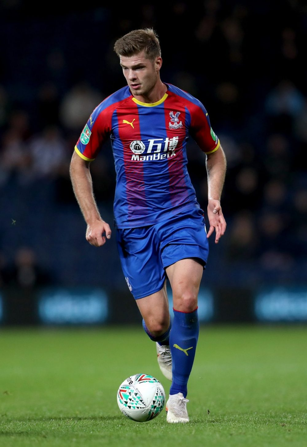Palace Forward Suffers Ligament damage